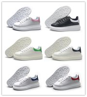 alexander shoe - Fashion Alexander White Casual Shoes Running Shoe For Women and Men Laced Up Casual Shoes Sneakers