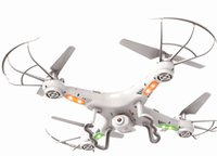 Wholesale RC Drone With million pixels HD Camera X5C G CH Axis RC Helicopter Quadcopter Ar Drone DHL