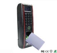 Wholesale Waterproof IP65 outdoor fingerprint Access Control Outdoor Access Control with rfid Card Access Controller Tcp ip TF1700