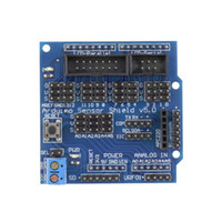 analog ics - 1pcs Hot Worldwide Sensor Shield Digital Analog Module Servo Motor for Arduino UNO R3 MEGA V5