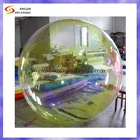 Wholesale best quality m diameter inflatable ball Wholesle Sale Colorful Water Bubble Ball Water Walking Ball Water Ball
