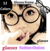 Wholesale Top Seller Children s glasses frame Kid s Eyewear Round Frame Plastic Vision Care Cute Fashion Sunglasses Frames