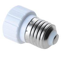 Wholesale 1PC E27 to GU10 base Socket Adapter Converter For LED Light Lamp Bulb E00168 OST