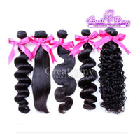 Cheap European Hair brazilian hair Best Body Wave 5A brazilian virgin hair