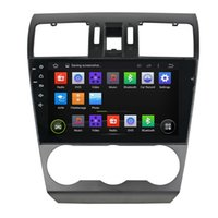 Wholesale 9 Inch multi touch screen Android Car DVD Player for Subaru Forester Quad core GB ROM GPS WIFI G By DHL FREE