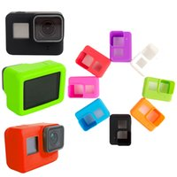 Wholesale Soft Silicone Protective Cover Shell for Gopro Hero Action Camera Accessory Case