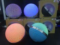 atmosphere products - Crack M8 mini stereo Bluetooth Speaker atmosphere Nightlight Colorful lights speaker product