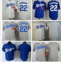 Wholesale Los Angeles Dodgers Jerseys blank Clayton Kershaw Jersey Los Angeles Dodgers Jerseys Size M XXXL