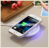 best edge mobile - 2016 Universal Qi Wireless Charger The Best Popular Charging For Samsung Note Galaxy S6 S7 Edge Mobile pad With USB Cable
