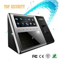 Wholesale good quaity face capacity fingerprint time attendance and access control with faca recognition