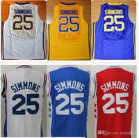 best fashion logos - Tops all logos New Draft Rookies Ben Simmons Jahlil Okafor Nerlens Noel Fashion Best Quality jerseys