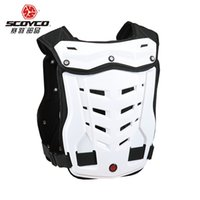 Wholesale Motorcycles Motocross Chest Back Protector Armour Vest Racing Protective Body Guard MX armor ATV Protective Gear Guards