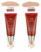 Wholesale Global Hot sales New Makeup M Perfect Cover BB Cream SPF42 BB CC Creams And