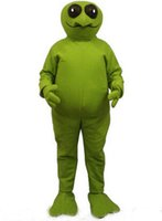 alien beings - New Halloween Green Alien Mascot Costume Adult extraterrestrial intelligent beings Theme Mascotte Fancy Dress Anime cosply Kits SW2014
