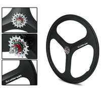 Wholesale Bicycle Wheels c Fixed Gear Mito Hub One Wheel Magnesium Alloy Bicycle Fixed Gear Road Bike Rims