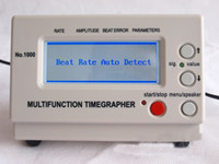 Wholesale New Multifunction Timegrapher No Tester Calibration Watch Timing Machine