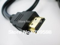 Wholesale HDMI Splitter Cable in out pigtail P Lead Input Output Auto Switch extender Adapter