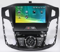 atv din - 8 inch Car DVD Player for Ford Focus With GPS CanBus BT CDC ATV RDS IPOD G SD Map