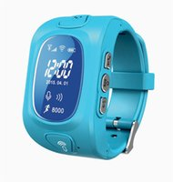 Wholesale Y3 Hot GPS GSM WIFI tracker for baby children kids Smart Watch with SOS Dual way call Android IOS Anti lost Real time Monitoring