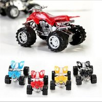 Wholesale Hot sale fashion Pull back beach motorcycle simulation children toys personalized gifts toys Model Toys