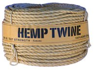 Wholesale eco friendly nature color lbs g spool Hemp Twine for diy Craft with diameter mm ft from China