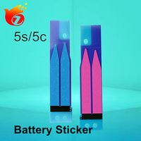 Wholesale Stock For iPhone plus s c Battery Sticker Adhesive Strip Battery Sticker Replacement Parts Free DHL Shipping
