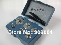 balance weight set - High Quality Weight Balance Scales Gram Set g g g g g Grams Precision Calibration Jewelry Scale Weight Set