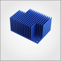 aluminum hard drive cooler - 10set carton Aluminum Heatsink Anodizing Surface Used for Cooling Raspberry Pi New HeatSink Fans
