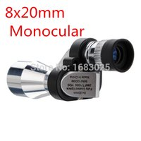 Wholesale Good Quality Brand New Price Adjustable X20 Night Vision Monocular HD Telescopes Microscope m WST