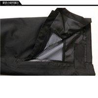 Wholesale fishing pants seasons waterproof breathable lightweight composite Caulking fishing rock fishing removable straps