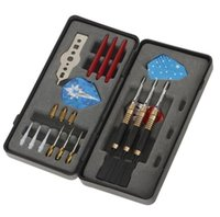Wholesale Professional Darts Gift Set g Darts Game Needle Toy Crossbow Soft Tip color muliticolotr