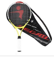 Wholesale tennis babol racque tenergy rubbers table tenis cracket x New Junior Tennis Racquet Training Racket for Kids Youth Childrens Tennis Rackets