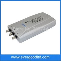 Wholesale PC USB MHZ MS s Channels Digital Storage Oscilloscope DSO5200
