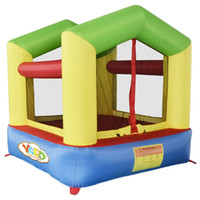 Wholesale Colorful Jumper Mini Inflatable Bouncer with Polyester for Home Use