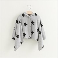Wholesale baby girl cape fashion high grade baby coat girl cloaks korean brands childrens clothes kids costume y kids outerwear