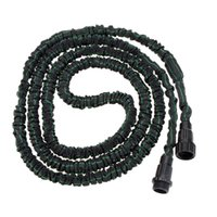 Wholesale Anself Black and Green FT Flexible Expandable Ultralight Garden Watering Hose Magic Pipe