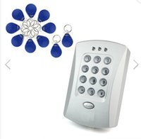 Wholesale Novel and beautiful appearance Door Access Controller with EM Keys For Door Access Control System