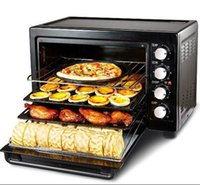 Wholesale Multifunctional baking upper and lower independent temperature control L high end domestic electric oven