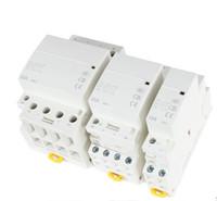 Wholesale CT1 P A V V HZ Din rail Household ac contactor NO