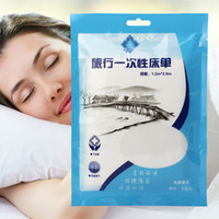 Wholesale Factory disposable sterile hotel linens beauty massage travel sheet non woven sheets
