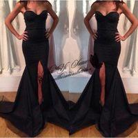best fit models - Best Selling Unique Designer Burgundy Mermaid Prom Dresses Women Long Train Flattered Fitted Red Wine Velvet Elegant Party Gowns