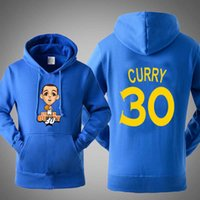 active hoods - New arrival keep warm fashion Curry basketball Hoodies amp Sweatshirts men Active sport keep cotton With a hood coat