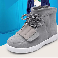 autumn waterproof hiking shoes - winter boots Toddler boys sneakers Kanye West Boost girls baby sport shoes kanye baby boot
