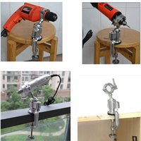 bench vise stand - Clamp Grinder Holder Bench Vise Vice for Drill Stand Dremel Rotary Tool Clamp ons Rotarys clamp on bench vise