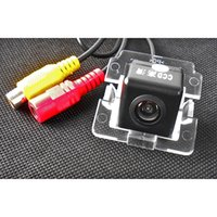 Wholesale Night Vision and HD CCD Car Rear View Backup Reverse Camera for Peugeot with Water Proof Function
