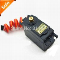 Wholesale 2pcs Degree MG995 Metal Gear High Torque Servo High Speed Digital Servo For Robot DIY Retail Dropship