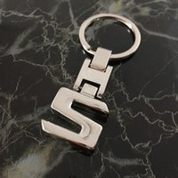 acura keychains - Interior Accessories Key Rings D keyring car gift metal keychain keychains for Mercedes S series auto parts keychain