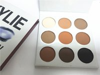 Wholesale Factory New Kylie Cosmetics Bronze Eyeshadow KyShadow Palette Colors in set