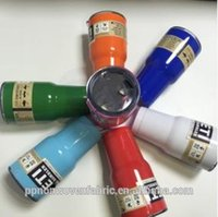 Wholesale 8 Colors oz Cups Cooler yetis Rambler Tumbler For Travel Vehicle Beer Mug Tumblerful Bilayer Vacuum Insulated outdoor cup