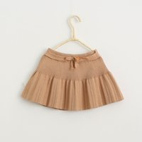 Wholesale New Sweet Kids Girls Knitted Ruffles Skirts Bows Fashion Fall Winter Party Skirts Candy Color Princess Skirts